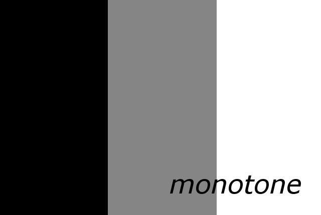 モノトーンコーデのコツ