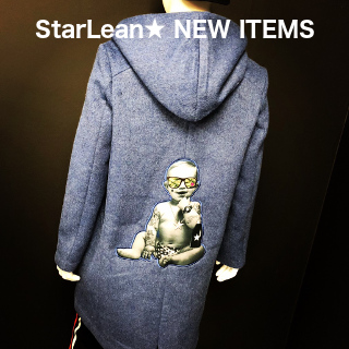 Starlean New Items